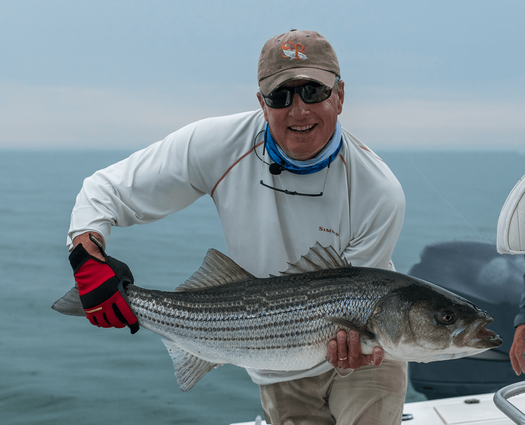 Shoals Fly Fishing Guide Portsmouth NH | Inshore Offshore